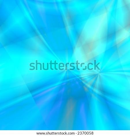 Blue-pink fantasy background - stock photo