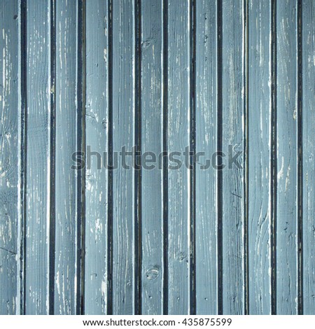 Blue Planks Background./Blue Planks Background