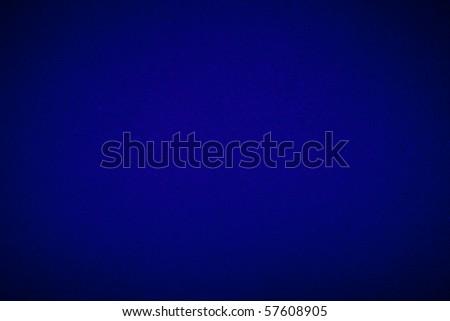 Blue poker table felt background - stock photo