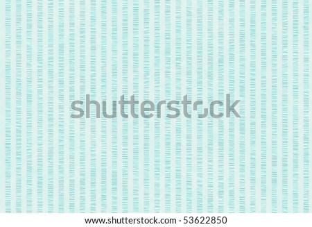 blue seersucker texture in pastel tones, great baby boy background - stock photo