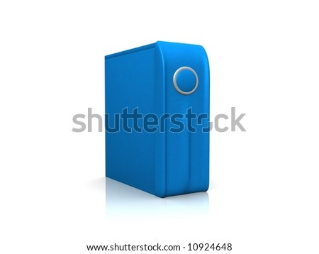 blue server ( part of set 18 )