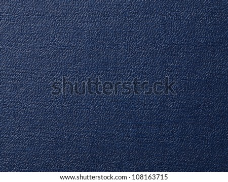 Blue skin texture - stock photo