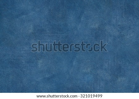 Blue suede background pattern texture - stock photo