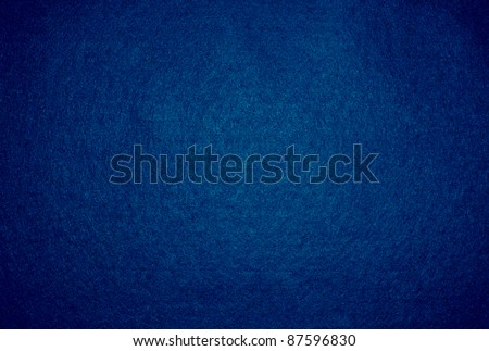 Blue wall - background texture - stock photo