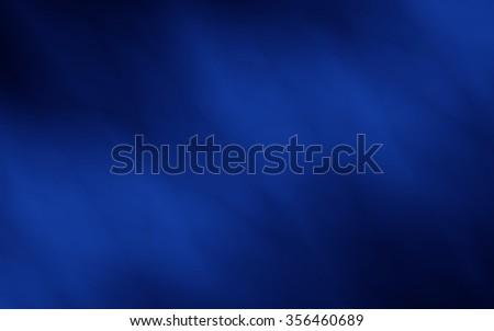 Blue wallpaper illustration abstract unusual pattern - stock photo