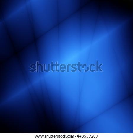 Blue wallpaper magic website pattern graphic design - stock photo