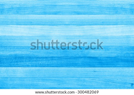 Blue wood boards background texture - stock photo