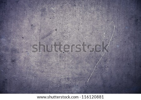 Blueberry stain texture - stock photo