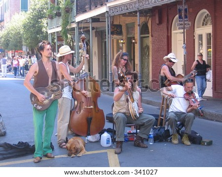 bluegrass in new orleans