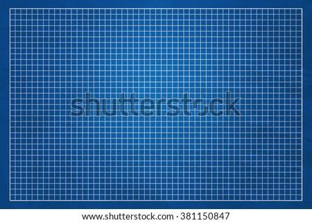Blueprint paper texture stock illustration 381150847 shutterstock blueprint paper texture malvernweather Gallery