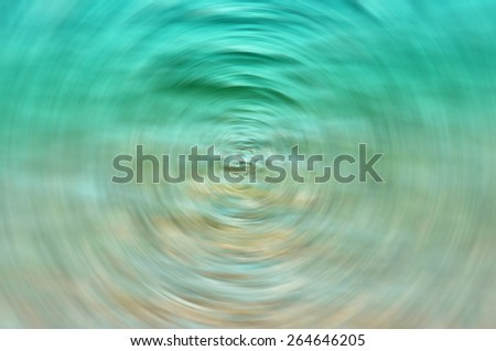 Blur abstract spinning background - stock photo