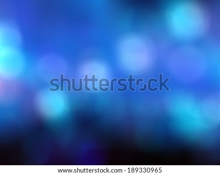 blur blue and purple lights abstract background - stock photo
