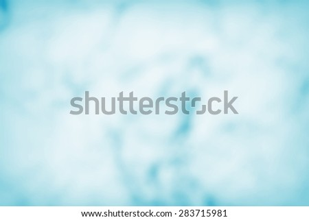 Blur Blue Marble - stock photo
