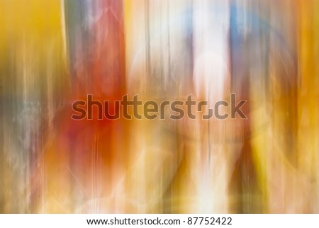 Blur color abstraction. - stock photo