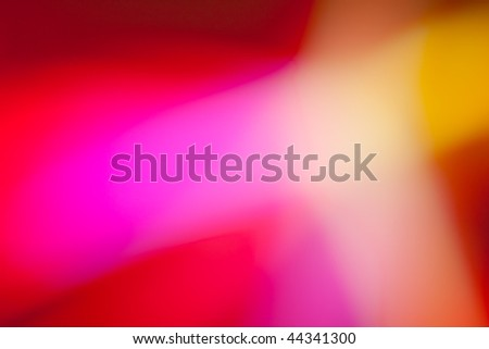 Blur color abstraction. Good as background, pattern, wallpaper. - stock photo