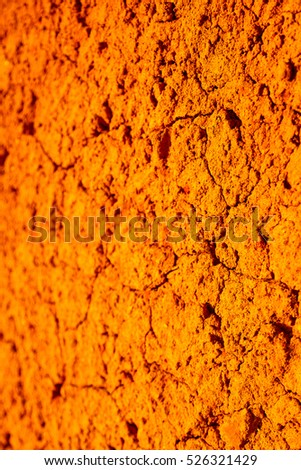 blur     in south africa  dirty broken ground like abstract background and nature