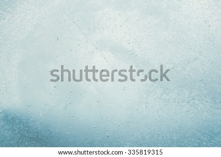 blur surface colorful ice background or abstract - stock photo