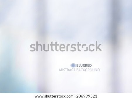 blurred abstract background with two lines - stock photo