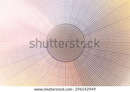 blurred background of multiple of led dot  - stock photo