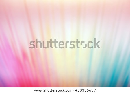 Blurred background of rainbow color spectrum.