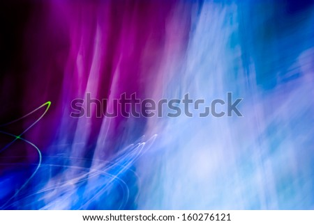 blurred background texture, gradient, blue, red, white - stock photo