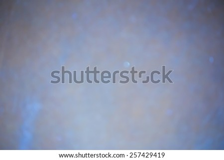 Blurred blue background pattern