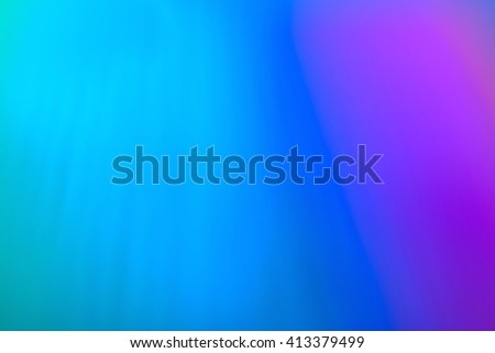 blurred blue color background - stock photo