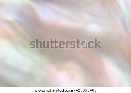 blurred colored pearl background