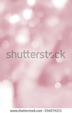 Blurred images of christmas tree with decorations and ornaments / Christmas background / Christmas feeling of love and peace to everyone celebrating this festive season - stock photo