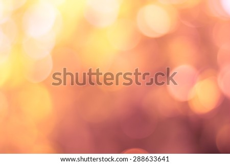 Blurred nature background.Backdrop with color and bright sun light. Summer holidays concept.bokeh background or Christmas background.Green Energy. - stock photo