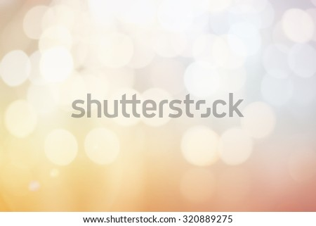 Blurred night city background with circle light. blur backgrounds concept.blur of bokeh circle light christmas festive backdrop concept. - stock photo