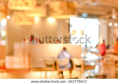 Restaurant Background With People modern restaurant interior people stock photos, royalty-free