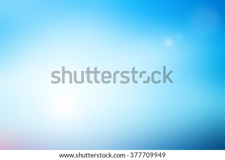 blurred sun flash aura background sparkle ray flare light.blurry focus ideal backdrop concept.pastel cool tone color.colorful blue vivid gradient picture:bright sunshine day season:glamour sunlight - stock photo