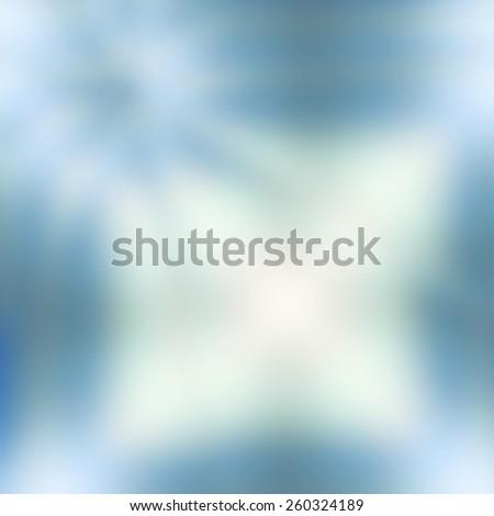 blurred technology background - stock photo