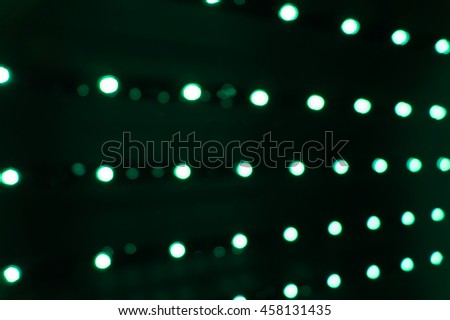 Blurred unfocused bokeh light abstract texture background