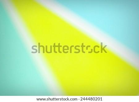 Blurring the pattern of light is beautiful bokeh - stock photo