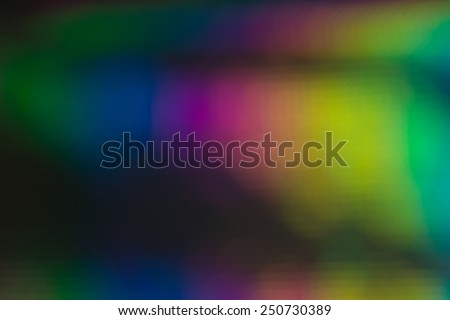Blurry Attractive Assorted Colors for Backgrounds, Emphasizing Copy Space. - stock photo