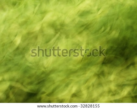 Blurry colorful tropical floral background - stock photo