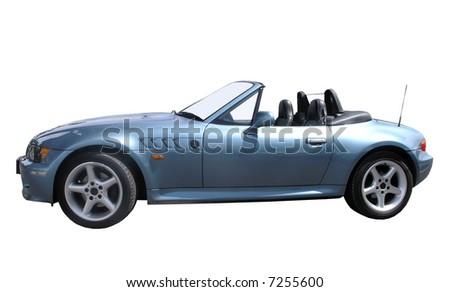 BMW Z3 Roadster - stock photo