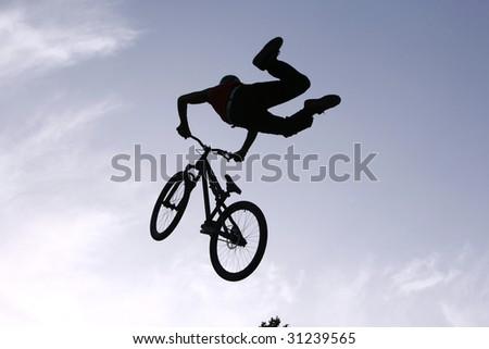 BMX Bike - stock photo