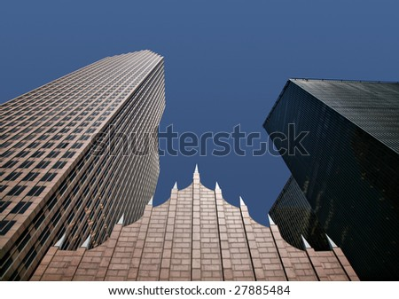 BOA Center, Houston(Release Information: Editorial Use Only. Use of this image in advertising or for promotional purposes is prohibited.) - stock photo