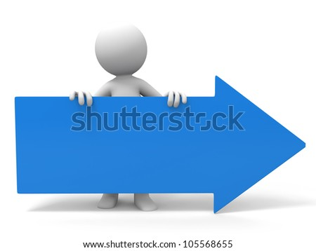 board/A man was holding a board - stock photo