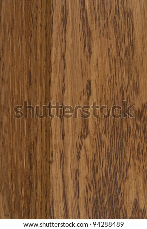 Board from a tree - equal, brown, a background - stock photo