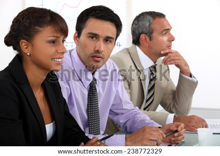 board of directors - stock photo