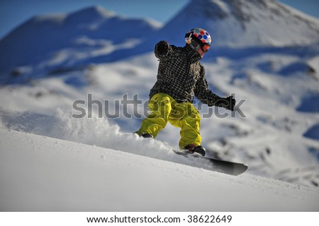 boarder - stock photo