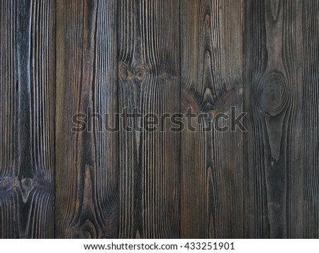 Boards old, sliced, in the background - stock photo