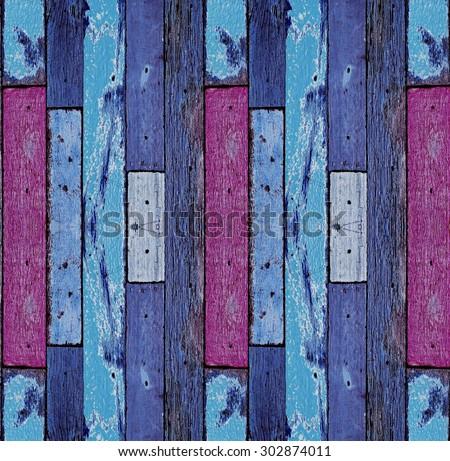 the painted door double wheel symbol 1