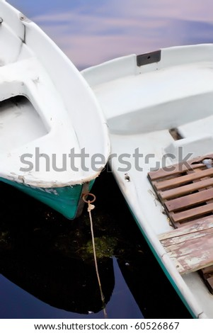 Boat on the water