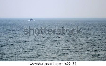 Boating - stock photo