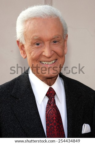 Bob Barker of The Price is Right attends the Academy of Television Arts & Sciences presentation: An Evening with Bob Barker held at the Leonard H. Goldenson Theatre in North Hollywood, CA on 05/07/07.